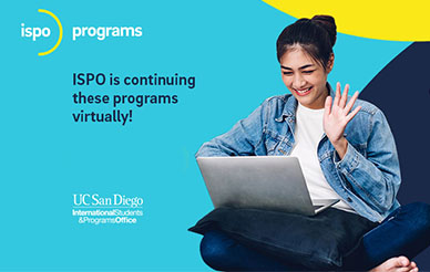 UC San Diego - International Students and Programs (ISPO)